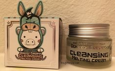 The Glitter Chic: Elizavecca Donkey Creamy Cleansing Melting Cream [Review]