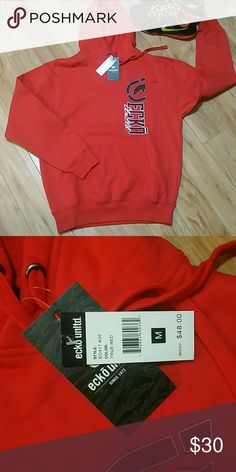 Ecko hooded  top size M Ecko hooded top just in time for winter Ecko Unlimited Shirts Sweatshirts & Hoodies