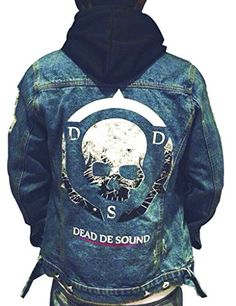 TM Mens Street Style Hole Skull printing Casual Buttons Denim Jacket  http://www.beststreetstyle.com/2015/03/24/tm-mens-street-style-hole-skull-printing-casual-buttons-denim-jacket/