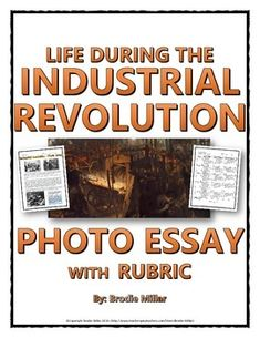 An Essay on Corporate Development During the Industrial Revolution