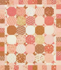 snowball quilt.  want to make it in red and white.