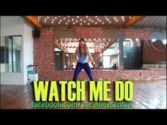 Dance Toning with Sarah Placencia - Watch Me Do - YouTube