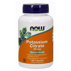 Improve your keto diet by restoring your electrolyte balance easily with a recommended potassium supplement that will help you feel great and...