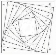 Resultado de imagen de patrones para bloques patchwork