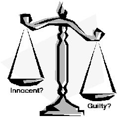 Whatever Happened To Being Innocent Until Proven Guilty?