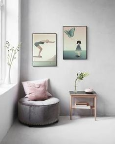 Pink Flower Picture Posters And Prints Nordic Poster Wall Art Canvas Printing Cuadros Canvas Pictures For Living Room Unframed Living Room Decor, Bedroom Decor, Wall Decor, Wall Art, Home Staging, Bedroom Storage Inspiration, Pink Flower Pictures, Desenio Posters, Living Room Pictures