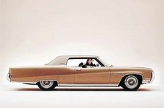 1970 Buick Electra 225 - Promotional Advertising Poster