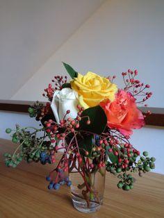 Bacche e rose