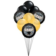 Graduation Day Balloons - 2013 Graduation Gift Ideas Online   Price:  US$35.99  Send this Balloonsà &...Let them know that you thinking of you on this special day