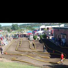 Hobby haven Rc track Des Moines Iowa
