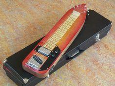 Home made lap steel guitar #1
