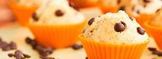 Nadýchané muffiny s čokoládovými chipsy | Foto: shutterstock.com