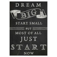 Start Now Print