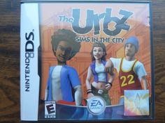 The #Urbz: #Sims in the City #Nintendo #DS Complete #Nds Video #Games with Case Manual http://r.ebay.com/DBYfQT @eBay #nintendods