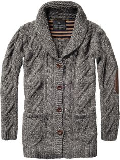 Men's Style Fall: The Cole Knit Cardigan Tan! | L&C | Men's ...