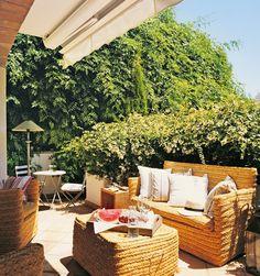 Terrazas de ciudad bien aprovechadas · ElMueble.com · Casa sana