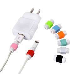 Multi Piece USB Charger Set for iPhones