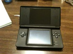 Nintendo Ds with games & Case