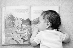 Dreaming with Pooh