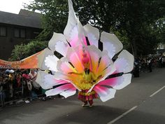 Flowers - Carnival Costumes