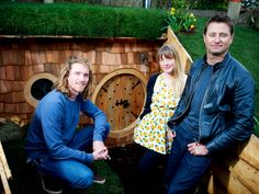 Sub-terranean room in the back garden, featured on George Clarke\'s ...
