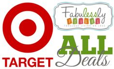 This site is amazing. They list all the best deals at Target each week and have a cool shopping list tool to make my grocery list. They even have links to coupons I can print from my computer.