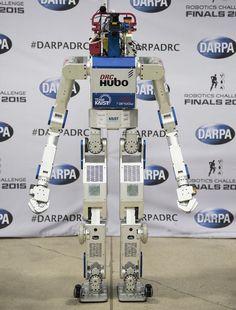 How South Korea's DRC-HUBO Robot Won the DARPA Robotics Challenge - IEEE Spectrum