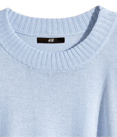Buy H&M Women's Blue Fine-knit Jumper, starting at $25. Similar products also available. SALE now on!