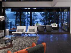 Lindal Cedar Home designed by Turkel Design. TD3 2490