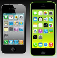 The iPhone 5 is coming. This is no rumor, no guesswork, no fuzzy photo taken by someone allegedly holding an iPhone 5 prototype. Apple has set the date and the place for a real . Iphone 4s, Apple Iphone 5, Best Iphone, Ipod, Nouvel Iphone, Ios 7, Mobile Marketing, Apple Products, Ipad Mini