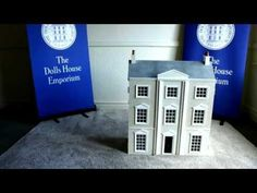 Build a Dolls' House in under a minute!    For a chance to win Wentworth Court fully finished version as shown here, simply SHARE this video from our facebook page and make sure you've 'liked' our page too.    To be in with extra chances of this fantastic prize, log onto twitter and tweet about this video with the hashtag #1hourdollshouse or 'repin' the video from this Pinterest page.