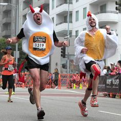 Whether you're a marathon runner, die-hard Halloween fan, or want to raise money for charity, you'll find what you're looking for in one of these 10 running events that take place nationwide, from San Francisco to St. Paul, Las Angeles to Las Vegas.