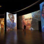 'Van Gogh Alive' Multimedia Exhibition Opens In Tel Aviv Vincent Van Gogh, Hard Rock Hotel, Tel Aviv, Museum Exhibition, Art Museum, Van Gogh Arte, Interactive Exhibition, Rene Magritte, Like Image
