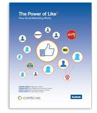 The Power of Like How Social Marketing Works (whitepaper) Marketing Words, Marketing Program, Social Media Marketing, About Facebook, Facebook Likes, Social Media Tips, Social Networks, Social Projects, Social Web