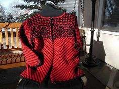 Ravelry: Project Gallery for 6103 Cardigan pattern by Mette N. Handberg