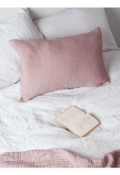 Cotton Cushion - Blush - Bed & Bath - Indoor Living