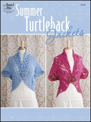 How to Crochet a Turtleback Jacket