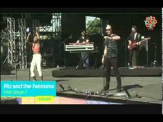 Fitz and The Tantrums - Lollapalooza Argentina 2015