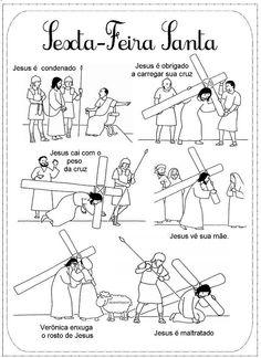 Sexta-feira Santa - Via Sacra / Paixão de Cristo