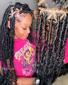 Women Hairstyles Half Up .Women Hairstyles Half Up Faux Locs Hairstyles, Twist Braid Hairstyles, Asymmetrical Hairstyles, Baddie Hairstyles, Older Women Hairstyles, My Hairstyle, Black Girls Hairstyles, African Hairstyles, Straight Hairstyles