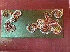 more beautiful quilling cover