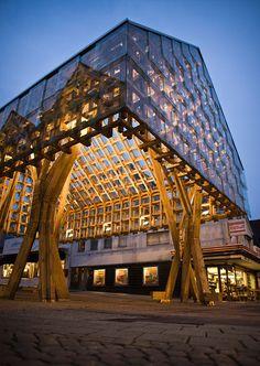 Galería de Pabellón Linterna / AWP Atelier Oslo - 6