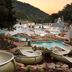 Omni Homestead Resort & Canyon Ranch Spa