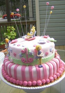 BabyCakes: Fairy Cake