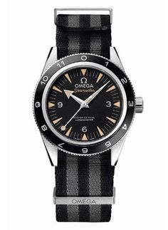 "22f038c8cd3 The  omegawatches Seamaster 300 ""Spectre"" - this limited-edition version of  the"