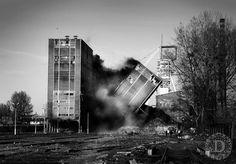 Dorota Zyguła - Siemieńska Photography # The end of mine. Koniec kopalni. Rozbark