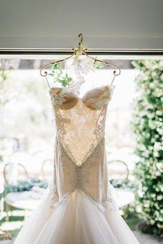 #backless, #fit-and-flare  Photography: Jana Williams Photography - jana-williams.com Wedding Dress: Galia Lahav - www.galialahav.com/