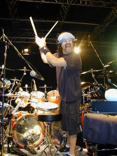 Mike Portnoy-one of my biggest inspirations