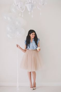 cutest birthday girl outfit, Space 46 tulle skirt