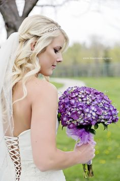Gorgeous bride portrait with her beautiful spring bouquet. Wedding Bouquets, Wedding Dresses, Bride Portrait, Spring Bouquet, Blue Roses, Rose Design, Commercial Photography, Weddingideas, Wedding Details